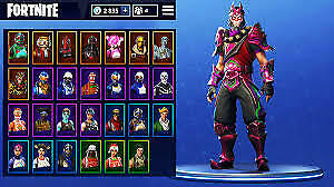 Fortnite account | Exclusive | 10-20 skins | Cheap | Random V-Bucks | Rare |Epic
