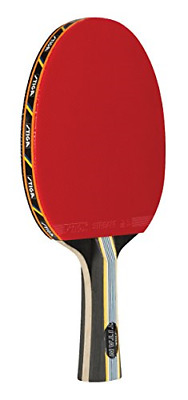 STIGA Tournament-Quality Titan Table Tennis Racket with Crystal Technology to