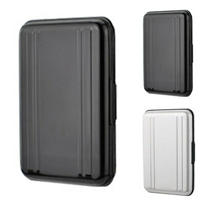 8 Slots Micro Memory Card Storage Case Holder Anti-shock Portable Wallet Box