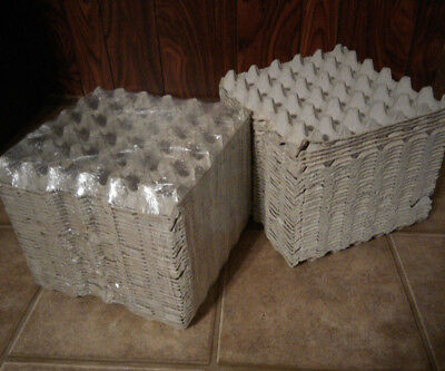 Egg Cartons / Flats - Cases of 30 12x12 30 slot cardboard Egg flats