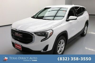 2018 GMC Terrain SLE Texas Direct Auto 2018 SLE Used Turbo 1.5L I4 16V Automatic FWD SUV Premium