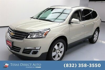 2015 Chevrolet Traverse LTZ Texas Direct Auto 2015 LTZ Used 3.6L V6 24V Automatic FWD SUV Bose OnStar