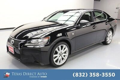 2014 Lexus GS  Texas Direct Auto 2014 Used 3.5L V6 24V Automatic AWD Sedan Premium