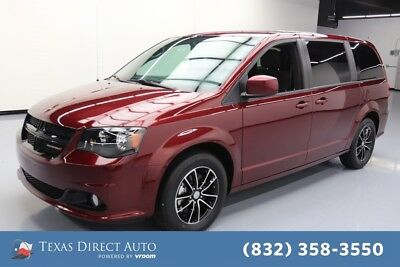 2018 Dodge Grand Caravan SE Plus Texas Direct Auto 2018 SE Plus Used 3.6L V6 24V Automatic FWD Minivan/Van