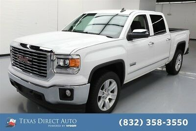 2015 GMC Sierra 1500 SLE Texas Direct Auto 2015 SLE Used 5.3L V8 16V Automatic RWD Pickup Truck OnStar