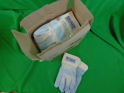 *NEW* *LOT OF 4* MEMPHIS SIDEKICK INDUSTRIAL GLOVES WITH KEVLAR 16010S SZ SMALL