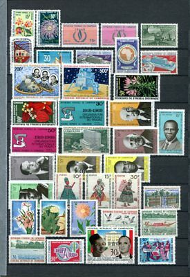 CAMEROUN MNH COLLECTION Stamps & SHEETS 155 Items