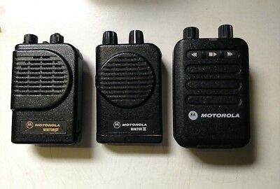 Get Your Motorola Minitor 3 4 6 Pager Programmed.(Programming Service Only)