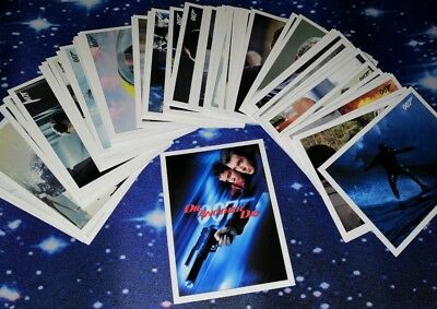 James Bond 007 The Final Archives (2017) Trading Cards The Complete Base Set
