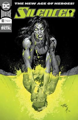 Silencer #3 2018 Flat Rate Shipping-Use Cart 1st Print NM 9.4