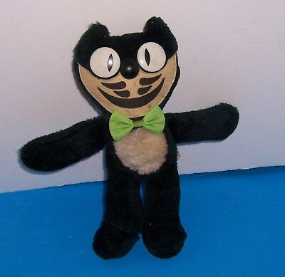 Vintage Felix The Cat By Ace Novelty Stuffed Animal