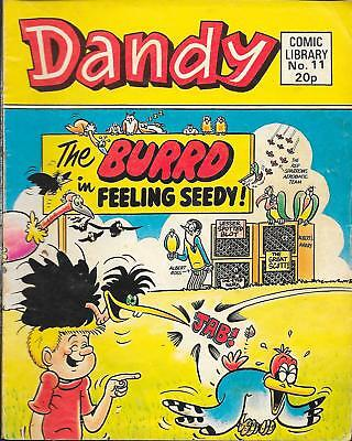 DANDY Comic Library No.11 The Burro in Feeling Seedy Pre-Owned