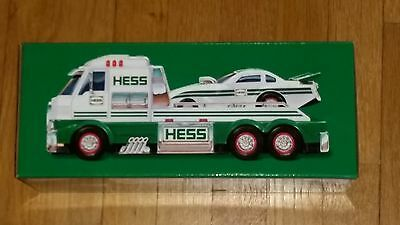 2016 Hess Toy Truck And Dragster New In Box