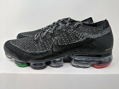 Nike Air VaporMax Flyknit BHM (AQ0924-007) Men's SIZE 11 Limited NEW