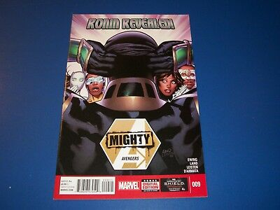 Mighty Avengers #9 Ronin Revealed Wow NM Gem