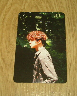 EXO K M 4th Album The War KoKobop Private Suho Photo Card Official