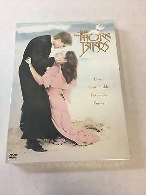 The Thorn Birds DVD Complete Series 2 Discs NEW/Sealed Richard Chamberlain