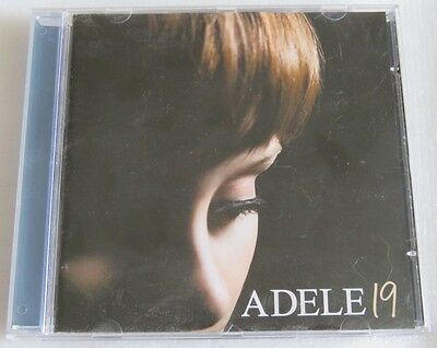 Adele 19 Cd Dj/radio Promotional Made In Brazil 2008 Limited Edition 5000 Copies