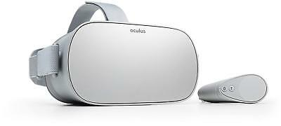 Oculus Go, All-in-One VR Virtual Reality Headset - 64GB FACTORY SEALED NEW