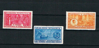Romania Michel Number 443 - 445 Clean Folded