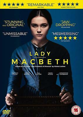 lady macbeth drama action adventure thriller coming of age twisted cult sinister
