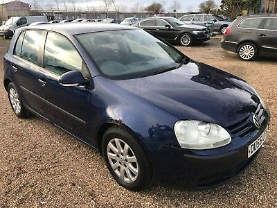 VW Golf TDI spares or repairs Turbo gone, Rusty wings