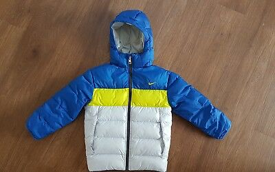 sports shoes ce18c 48feb NIKE GR 104 - 110 Kinder Winterjacke Jacke Parka Daunenjacke Jungen