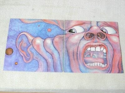 LP  King Crimson ‎– In The Court Of The Crimson King