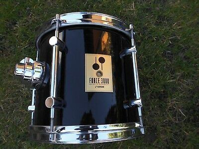 """SONOR  """"Force 3000""""  Tom  10"""" x 9""""   Made in Germany"""