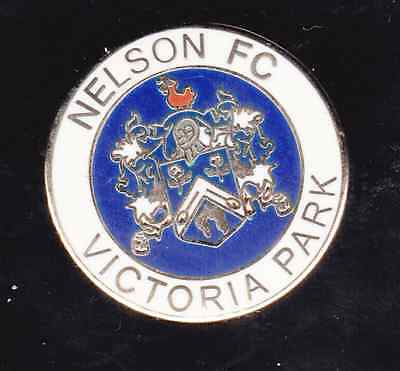 Pin : Nelson Fc ( England )