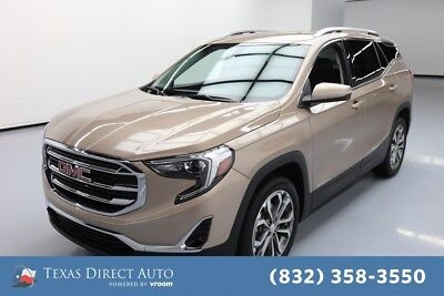 2018 GMC Terrain SLT Texas Direct Auto 2018 SLT Used Turbo 2L I4 16V Automatic FWD SUV OnStar