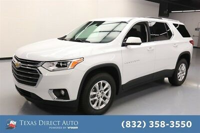 2018 Chevrolet Traverse LT Cloth Texas Direct Auto 2018 LT Cloth Used 3.6L V6 24V Automatic FWD SUV OnStar