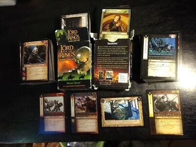 Lord of the Rings LOTR Trading Card Game TCG Lot