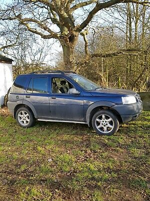 Land rover discovery td5, spares or repairs