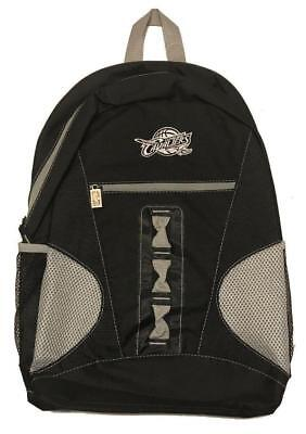 New Nba Cleveland Cavaliers Book Bag Back Pack School Black Basketball  Backpack 5a1f2ee7a9