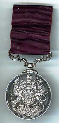DUKE OF YORK'S ROYAL MILITARY SCHOOL - GOOD CONDUCT SILVER MEDAL prob. VICTORIAN