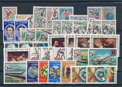 [G117535] Niger good Lot very fine MNH Stamps