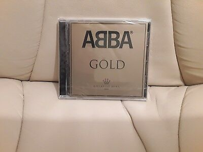 Abba .. Abba Gold Greatest Hits ... New Sealed