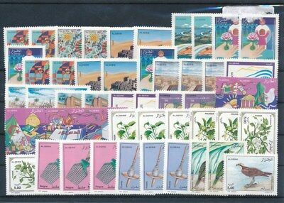 [G126246] Algeria good lot of stamps very fine MNH