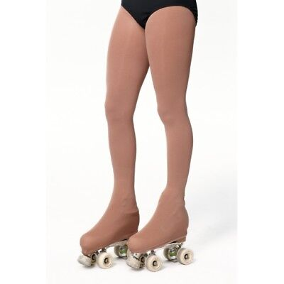 CLEARANCE  - NEW  INTERMEZZO OVER BOOT ICE/ROLLER SKATING TIGHTS -  Medium