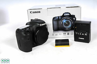 Canon EOS 7D Mark II (G) Digital SLR Camera Body {20 M/P} (Count:5,182)