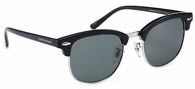 43274d32b822 PRIVE REVAUX The Chairman Handcrafted Designer Brownline Polarized  Sunglasses