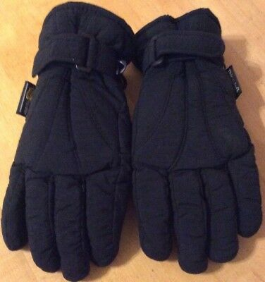 Ladies Ultra Insulation Thinsulate Gloves One Size