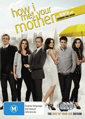 How I Met Your Mother: Season 9 (Legendary Final Season) (The Rest of Your Life