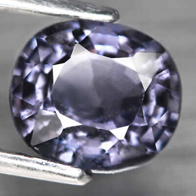 1.44Ct. Gracefully! Oval Facet Purple Natural Spinel, M'GOK