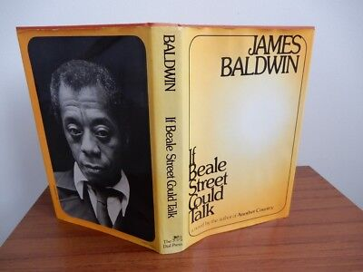 If Beale Street Could Talk by James Baldwin STATED 1st/1st Ed in DJ