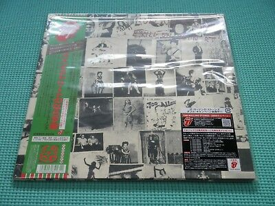 ROLLING STONES Exile On Main St. LP Size Cover CD Japan TOCP-66542 OBI Dekajacke