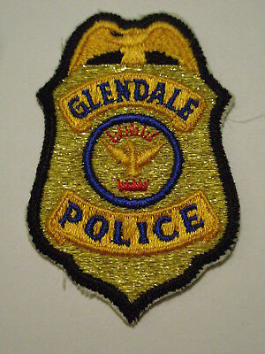 Glendale Arizona Police Patch