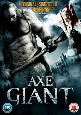 axe giant horror thriller dark twisted cult disturbing graphic sinister gore