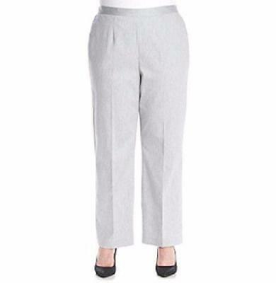 c80f0d91e7b ALFRED DUNNER BLUE Women s Classic Fit Corduroy Pants Traditional ...